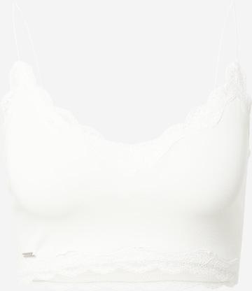 Bluză de noapte de la MAGIC Bodyfashion pe alb