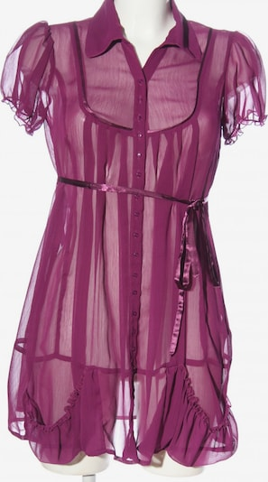 phard Transparenz-Bluse in L in pink, Produktansicht