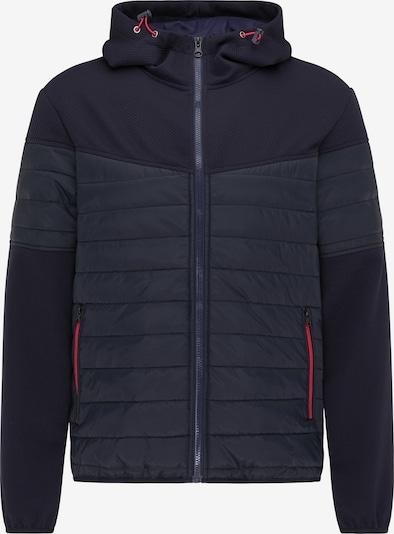 Mo SPORTS Sportjas in de kleur Nachtblauw, Productweergave