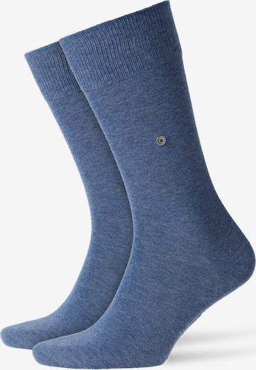 BURLINGTON Socken in rauchblau, Produktansicht
