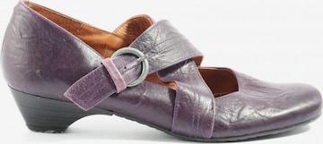 Venturini Milano High Heels & Pumps in 39 in Purple