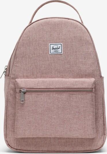 Herschel Backpack in Pink / Dusky pink, Item view