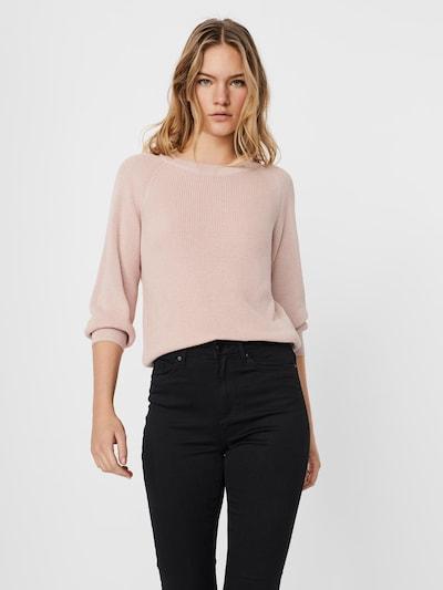 VERO MODA Jersey 'Lex Sun' en rosa pastel, Vista del modelo