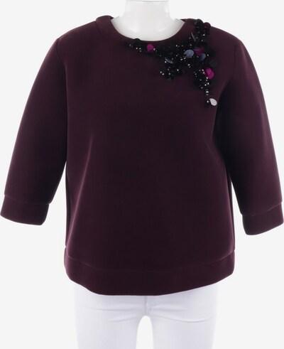 MAX&Co. Sweatshirt in M in bordeaux, Produktansicht