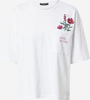 Trendyol Tričko - biela