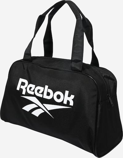 Reebok Classic Weekendtas in de kleur Zwart / Wit, Productweergave