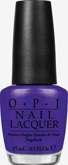 OPI Nagellack 'Nordic Collection' in navy, Produktansicht