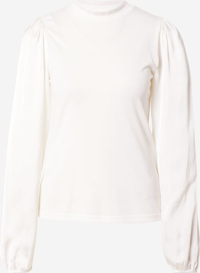 Tricou 'MAGGIE' JDY pe alb murdar, Vizualizare produs