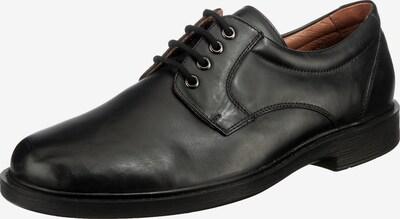 KLONDIKE 1896 Schnürschuh in schwarz, Produktansicht