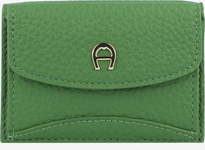 AIGNER Geldbörse 'Selma' in grün, Produktansicht