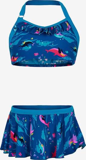 COLOR KIDS Bikini in blau / aqua, Produktansicht