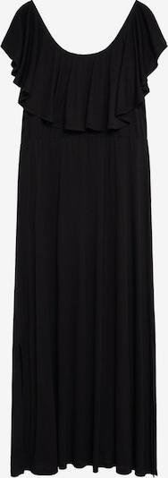 VIOLETA by Mango Kleid 'Duo' in schwarz, Produktansicht