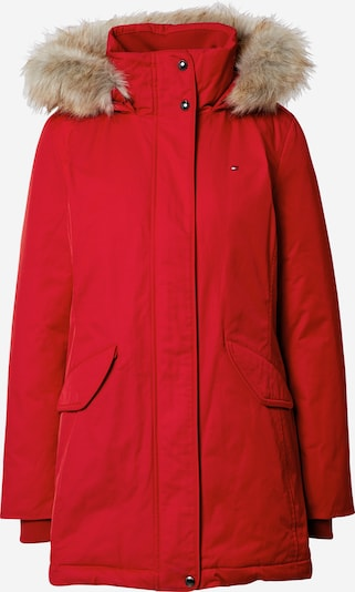 TOMMY HILFIGER Jacke 'Sorona' in rot, Produktansicht