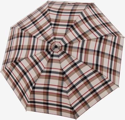 Doppler Regenschirm in mischfarben, Produktansicht
