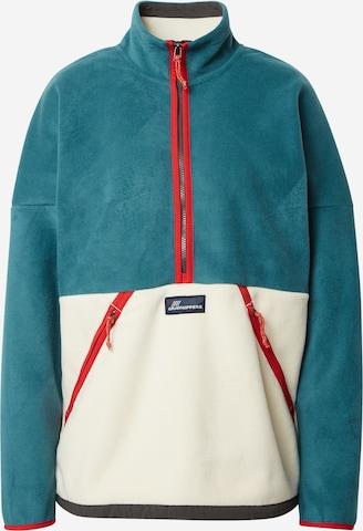 CRAGHOPPERS Sweatshirt 'Whitlaw' in Blau
