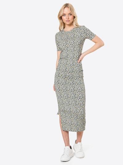 Envii Kleid 'ZOE' in hellblau / mischfarben, Modelansicht