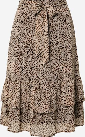 Soyaconcept Falda 'TITIKA 2' en marrón / negro, Vista del producto