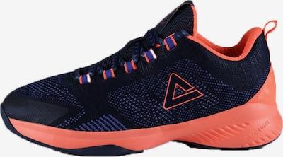 PEAK Basketballschuh 'Ultra Light Knit' in blau / orange, Produktansicht