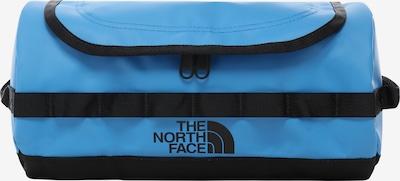 THE NORTH FACE Toilettas 'Base Camp' in de kleur Hemelsblauw / Zwart: Vooraanzicht
