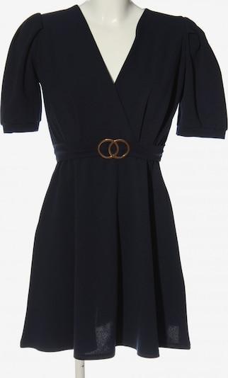 SISTERS POINT Kurzarmkleid in XS in schwarz, Produktansicht