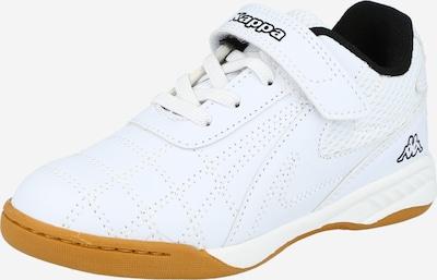 KAPPA Baskets 'Furbo' en blanc, Vue avec produit