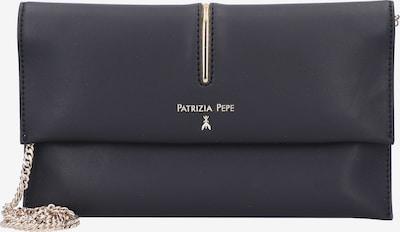 PATRIZIA PEPE Clutch 'Borsa' in de kleur Goud / Zwart, Productweergave