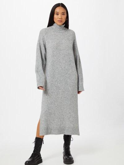 JUST FEMALE Šaty 'Unite' - sivá, Model/-ka
