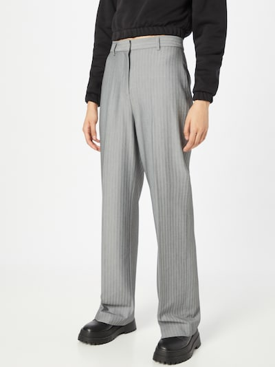 Envii Pleated Pants 'SMITH' in Grey, View model