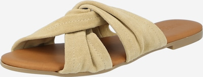 PIECES Sandalen in greige, Produktansicht