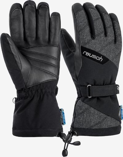 REUSCH Fingerhandschuhe 'Sonja R-TEX® XT' in schwarz, Produktansicht