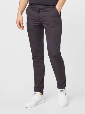 Pantalon chino 'Mott' SCOTCH & SODA en gris