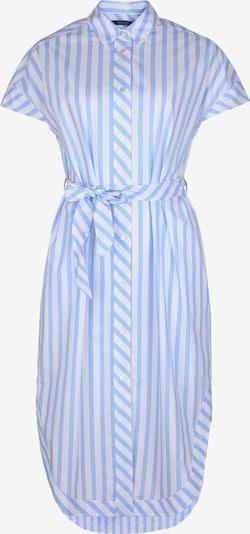 SCOTCH & SODA Blusenkleid in blau / weiß, Produktansicht