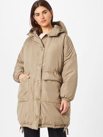 ABOUT YOU Winter Coat 'Elonie' in Beige