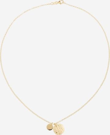 ELLI Halskette 'Geo' in Gold