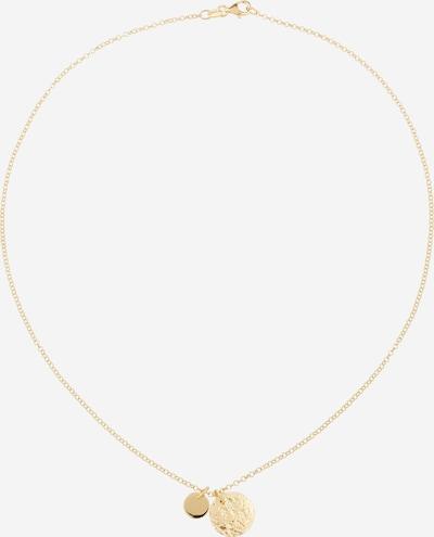 ELLI Halskette 'Geo' in gold, Produktansicht