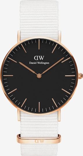 Daniel Wellington Uhr in weiß, Produktansicht
