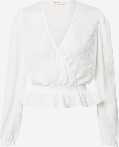 24COLOURS Blusa en blanco, Vista del producto