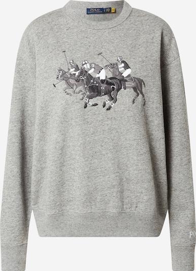 barna / bazaltszürke / sötétszürke / szürke melír / fehér Polo Ralph Lauren Tréning póló, Termék nézet