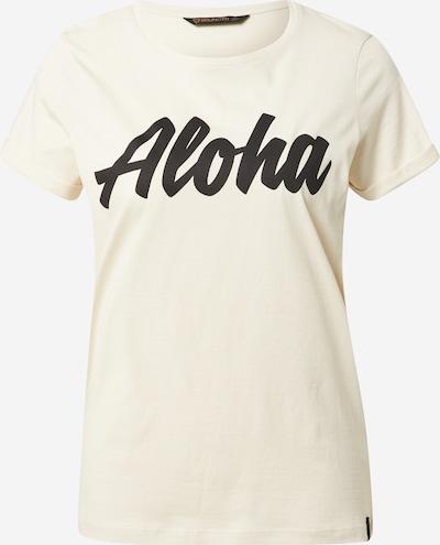 BRUNOTTI Tričko 'Esmee' - černá / přírodní bílá, Produkt