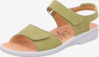 Ganter Sandale in apfel, Produktansicht