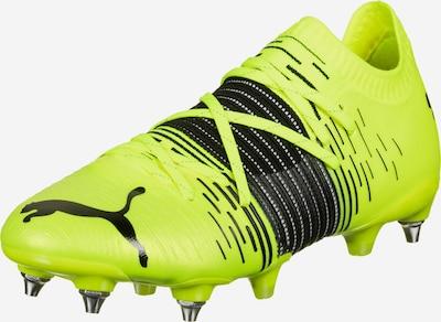 PUMA Voetbalschoen 'Future Z 1.1' in de kleur Neongeel / Zwart, Productweergave