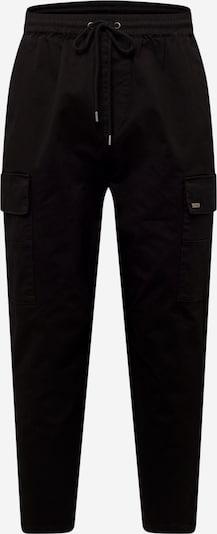 tigha Cargobroek 'Kaleo' in de kleur Zwart, Productweergave