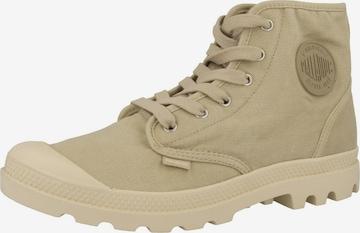 Boots Palladium en beige
