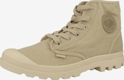 Palladium Schuh in beige, Produktansicht