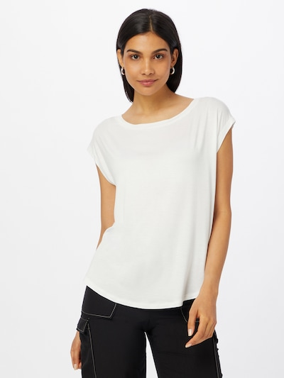 GAP T-shirt en blanc: Vue de face
