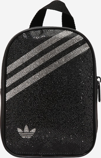 ADIDAS ORIGINALS Backpack in Black / White, Item view