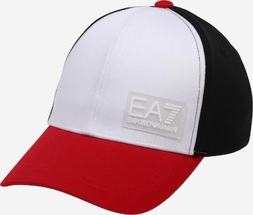 EA7 Emporio Armani Cap in Mixed colors