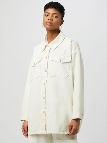 Camicia da donna 'Renja' di WEEKDAY in bianco