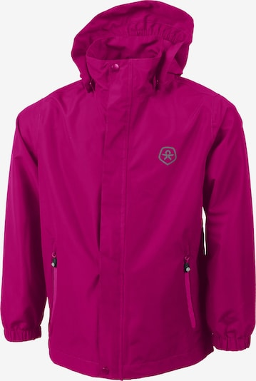 COLOR KIDS Regenjacke 'NIFFER' in pink, Produktansicht