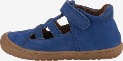 RICHTER Baby Halbschuhe in blau, Produktansicht